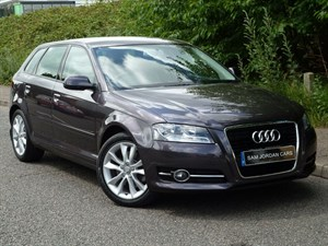 used Audi A3 TDI SPORT in suffolk