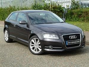 used Audi A3 TDI SPORT in suffolk