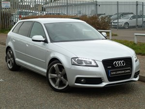used Audi A3 QUATTRO S LINE BLACK EDITION in bury-st-edmunds-suffolk