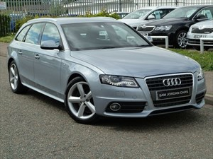 used Audi A4 Avant TDI 136 S LINE in suffolk