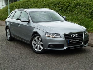 used Audi A4 Avant TFSI SE in suffolk
