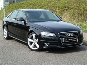 used Audi A4 TDI S LINE in suffolk