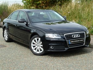 used Audi A4 TDI Executive SE  in suffolk