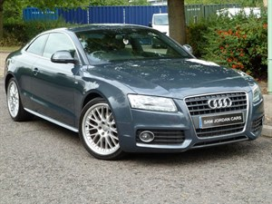 used Audi A5 TDI S LINE in suffolk