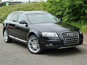 used Audi A6 allroad TDI QUATTRO in suffolk