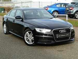 used Audi A6 TDI S LINE in bury-st-edmunds-suffolk