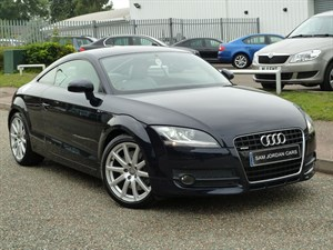 used Audi TT QUATTRO S-Tronic in suffolk