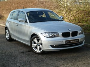 used BMW 118d SE in suffolk