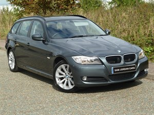 used BMW 320d SE BUSINESS EDITION TOURING in suffolk