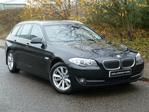 used BMW 520d SE TOURING in suffolk