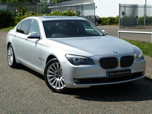 used BMW 740d  in bury-st-edmunds-suffolk