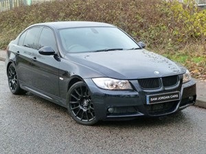 used BMW  3 SERIES 320D EDITION M SPORT in suffolk