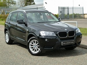 used BMW X3 SDRIVE18D SE in bury-st-edmunds-suffolk