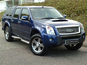 used Isuzu Rodeo DENVER MAX LE in suffolk