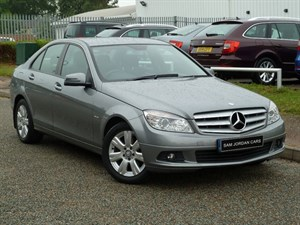 used Mercedes C200 CDI EXECUTIVE SE in suffolk