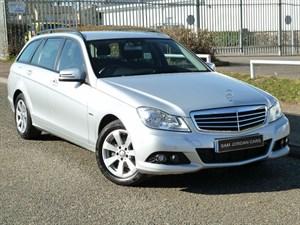 used Mercedes C220 CDI SE EDITION 125 in bury-st-edmunds-suffolk