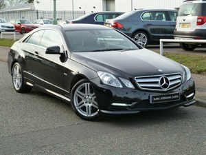 used Mercedes E250 CDI SPORT EDITION 125 in bury-st-edmunds-suffolk