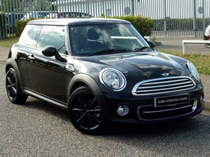 used MINI Hatch COOPER D BAKER STREET in suffolk