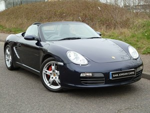 used Porsche Boxster S Roadster in suffolk
