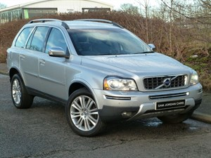 used Volvo XC90 D5 EXECUTIVE AWD in suffolk