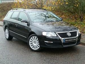 used VW Passat HIGHLINE TDI in suffolk