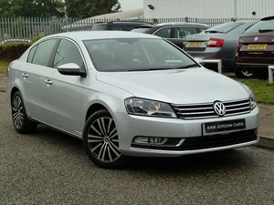 used VW Passat Bluemotion Tech SE in suffolk