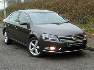 used VW Passat SE TDI BLUEMOTION TECHNOLOGY DSG in suffolk