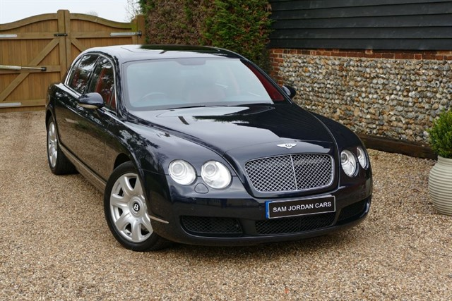 used Bentley Continental Flying Spur 6.0 W12 in bury-st-edmunds-suffolk