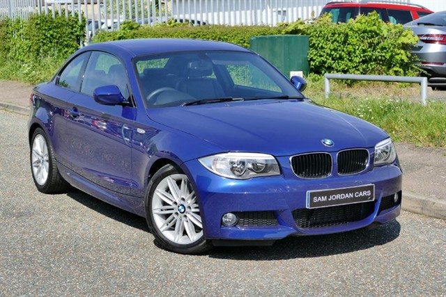 used BMW 123d M SPORT COUPE in bury-st-edmunds-suffolk