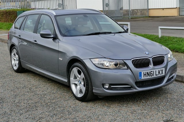 used BMW 318d 318D Exclusive Edition Touring in bury-st-edmunds-suffolk