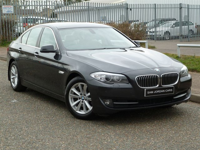 used BMW 530d SE in bury-st-edmunds-suffolk