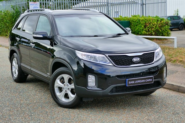 used Kia Sorento CRDI KX-2 in bury-st-edmunds-suffolk