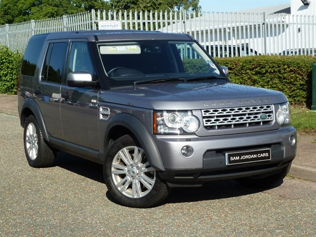 used Land Rover Discovery 4 Commercial 3.0 SD V6 in bury-st-edmunds-suffolk