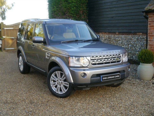 used Land Rover Discovery 4 3.0 TDV6 HSE in bury-st-edmunds-suffolk