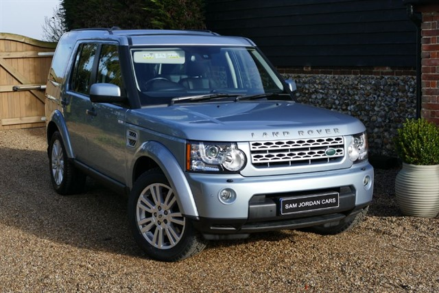 used Land Rover Discovery 4 3.0 SDV6 XS in bury-st-edmunds-suffolk