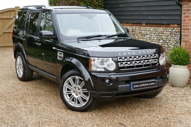 used Land Rover Discovery 4 3.0 SDV6 HSE in bury-st-edmunds-suffolk