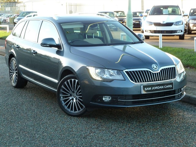 used Skoda Superb LAURIN AND KLEMENT TDI CR 170 DSG in bury-st-edmunds-suffolk
