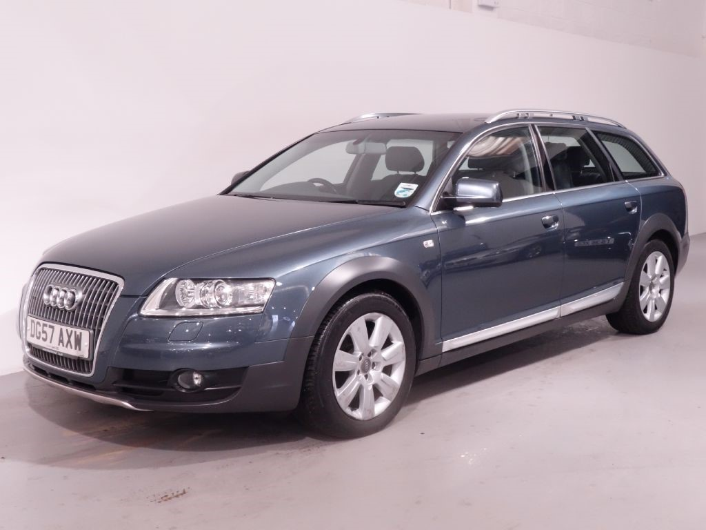 used blue audi a6 allroad for sale hampshire. Black Bedroom Furniture Sets. Home Design Ideas