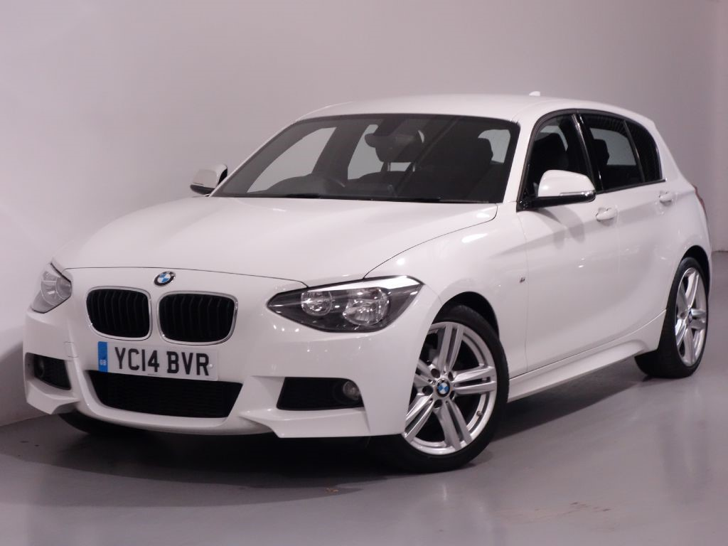 used white bmw 116d for sale hampshire. Black Bedroom Furniture Sets. Home Design Ideas