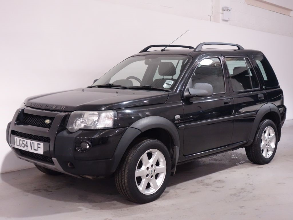 used black land rover freelander for sale hampshire. Black Bedroom Furniture Sets. Home Design Ideas