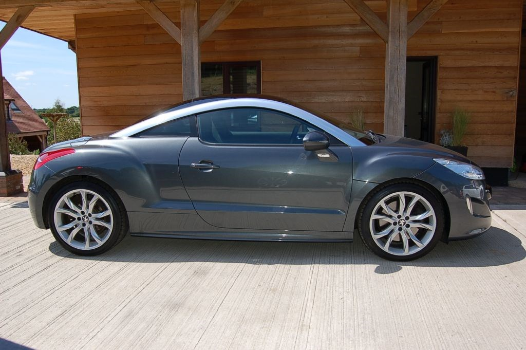 peugeot rcz thp gt 200 for sale crostwick norfolk. Black Bedroom Furniture Sets. Home Design Ideas