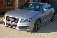 Used Audi A5 TDI QUATTRO S LINE BLACK EDITON