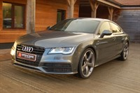 Used Audi A7 TDI QUATTRO S LINE BLACK EDITION