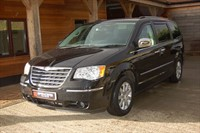 Used Chrysler Grand Voyager CRD LIMITED