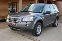 Used Land Rover Freelander TD4 E GS