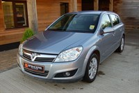 Used Vauxhall Astra ELITE 16V E4