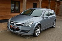 Used Vauxhall Astra SRI 16V XP E4