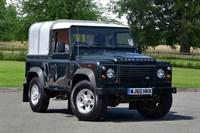 Used Land Rover Defender 90 SWB PickUp TDCi