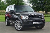 Used Land Rover Discovery SW SDV6 HSE Luxury 5dr Auto