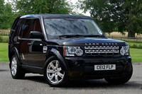 Used Land Rover Discovery Commercial Sd V6 (255) Auto